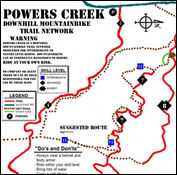 Powers Creek Trails