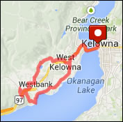 West Kelowna Loop