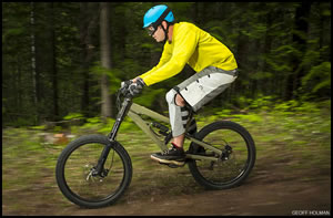 mountain biking Kelowna